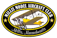 Millis Model Aircraft Club logo