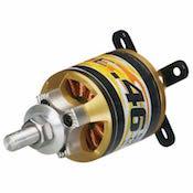 Rimfire electric motor